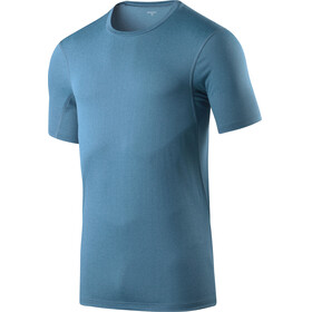 Houdini Dynamic Tee Men tumbeling blue